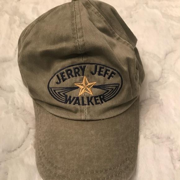 914aa1928 TX Singer/Songwriter Jerry Jeff Walker Vintage Hat